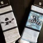 Imag eof Dye-sulimated custom team socks