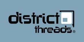 District Threads logo