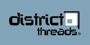 District Threads logo