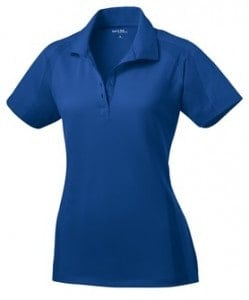 Ladies' cut sport shirt