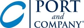 Port and Company logo