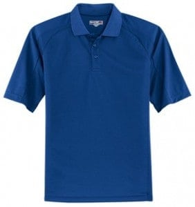 Mens' cut sport shirt