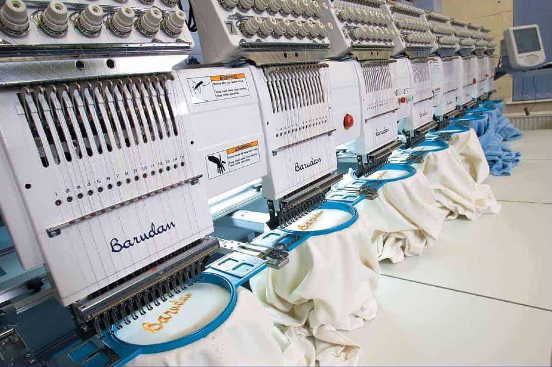 image of machine embroidery - Scottsdale, San Jose, Albuquerque, Redmond, WA