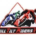 Stitched logo of Full Tilt Riders club