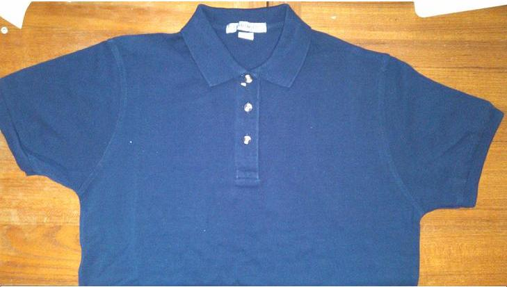 Seattle tacoma area customer finally says no to cheap for Embroidered polo shirts cheap