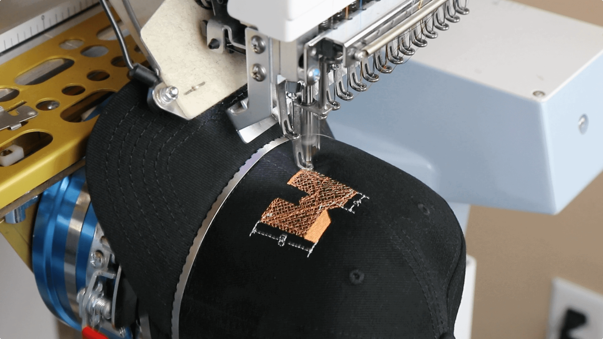 image of embroidered promotional cap - Portland, Bellevue, Redmond