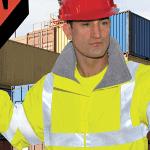ANSI compliant safety vests jackets tacoma sumner kent wa