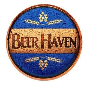 BeerHaven Festival Logo Original Art