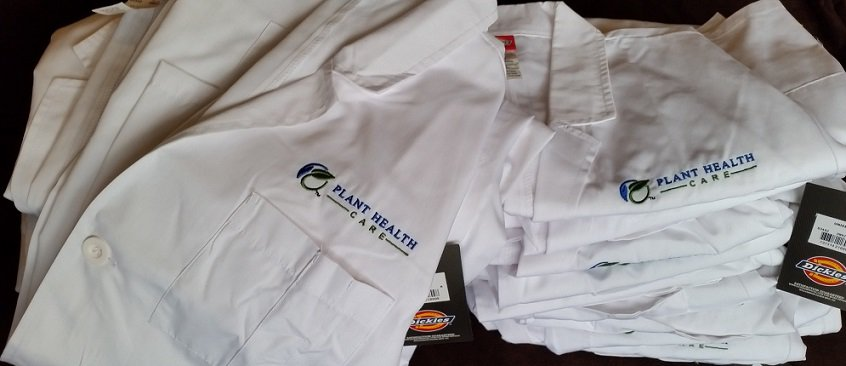 embroidered medical uniforms - Redmond, Issaquah, Portland