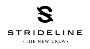 Strideline logo, custom team socks - Seattle, Bellevue, Redmond, Issaquah, Portland