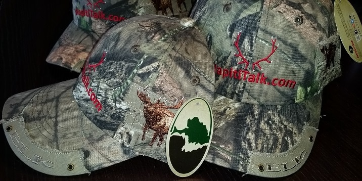 embroidery on Mossy Oak camo hats - Oakland, Albuquerque