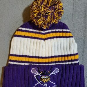 image of embroidered beanie - Puyallup Vikings Lacrosse