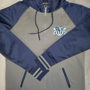 Image of embroidered hoodie LST236 - Bellevue, Kirkland, Portland