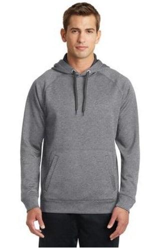 image of model wearing ST250 hoodie