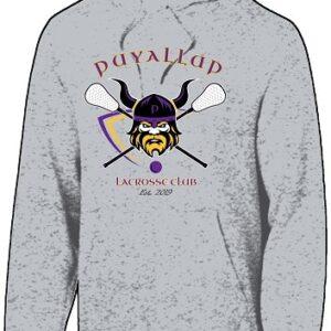 Image of Screen Printed Puyallup Vikings ST254 hoodie