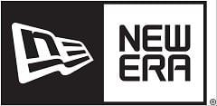 Image of New Era logo representing custom cap embroidery - Temecula
