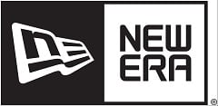 Image of New Era logo representing custom cap embroidery - Temecula