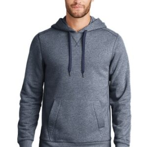 Photo of navy heather New Era Hoodie - Bellevue, Issaquah, Kirkland